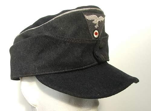 Click image for larger version.  Name:M43 Officer cap RB marked 003.jpg Views:68 Size:213.9 KB ID:586697