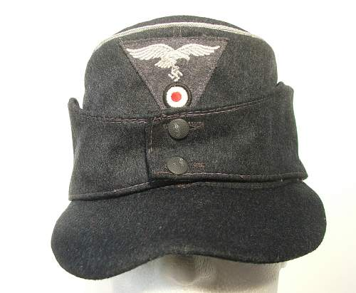 Click image for larger version.  Name:M43 Officer cap RB marked 006.jpg Views:53 Size:216.1 KB ID:586700