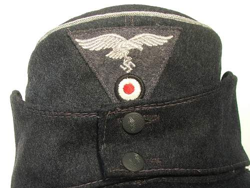 Click image for larger version.  Name:M43 Officer cap RB marked 007.jpg Views:67 Size:227.9 KB ID:586701