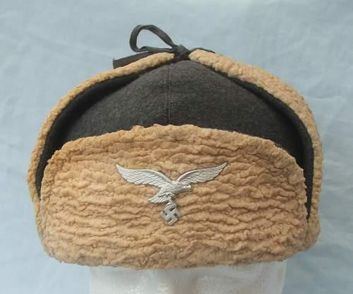 Click image for larger version.  Name:Luftwaffe Pelzmutze 003.jpg Views:54 Size:185.1 KB ID:587171