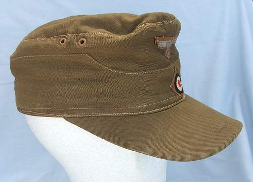 Click image for larger version.  Name:DAK M1940 field cap 2nd pattern 004.jpg Views:103 Size:222.5 KB ID:588984