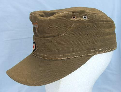 Click image for larger version.  Name:DAK M1940 field cap 2nd pattern 005.jpg Views:84 Size:221.6 KB ID:588985
