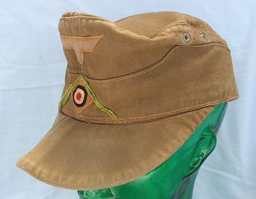 Click image for larger version.  Name:DAK M1940 field cap 1st pattern 001.jpg Views:287 Size:223.6 KB ID:588990