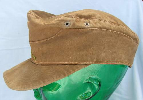 Click image for larger version.  Name:DAK M1940 field cap 1st pattern 002.jpg Views:214 Size:226.6 KB ID:588991