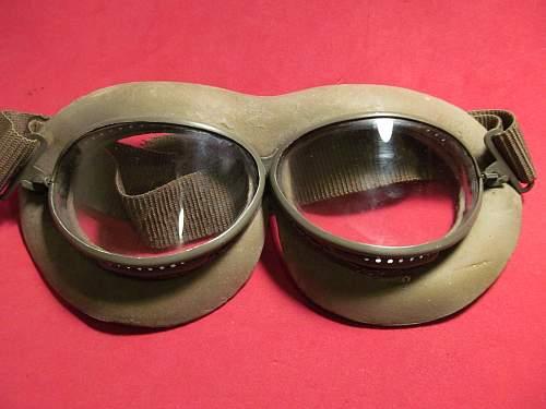 Luftwaffe LKPW101 leather cap complete minty