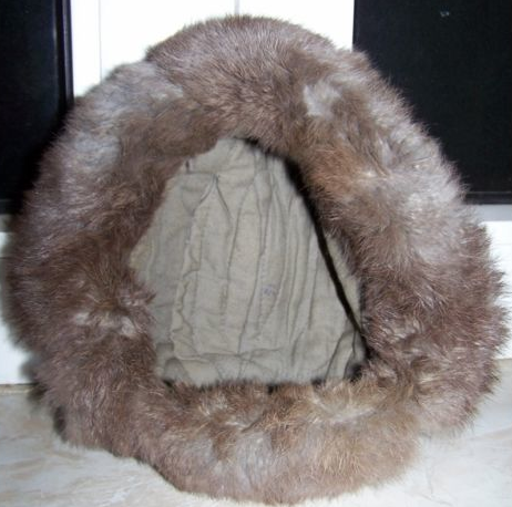 Wehrmacht Fur Cap, opinions please.