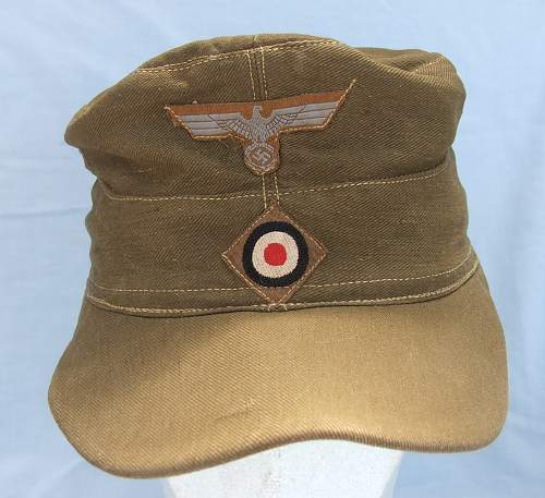 Click image for larger version.  Name:DAK M1940 field cap 2nd pattern 006.jpg Views:288 Size:217.2 KB ID:606615