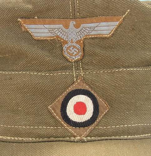 Click image for larger version.  Name:DAK M1940 field cap 2nd pattern 007.jpg Views:72 Size:230.9 KB ID:606616