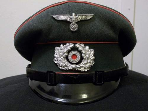 "The Other Ranks ""Contract"" Service Cap...............a brief history"