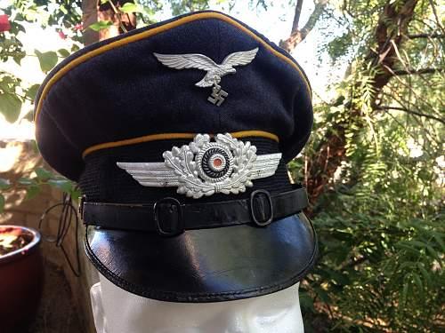 Luft NCO Flight Section Schirmutze