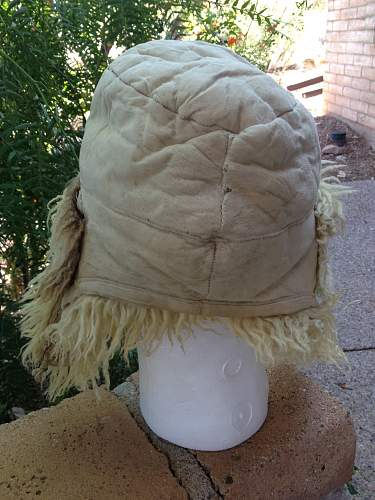 Luft Arctic front lambswool winter cap