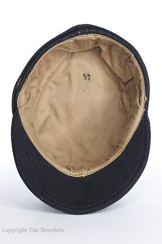 Confirmation on m43 ss panzer cap