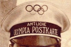 SS Olympics visor and white Olympic uniforms