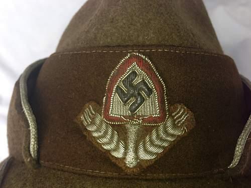 My New RAD Leaders cap