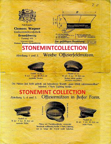 """The """"Rosetta Stone"""" for Visors and more to come..."""