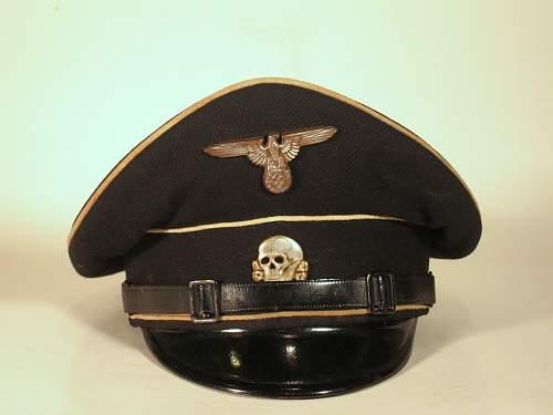 New Acquisition- Allg SS NCO visor