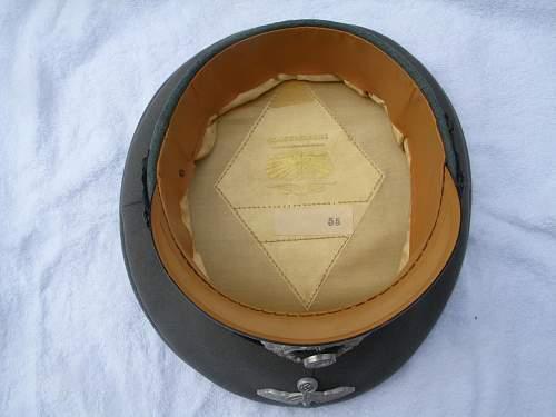 Click image for larger version.  Name:Pionier Schirmmütze innen.jpg Views:63 Size:212.9 KB ID:672822