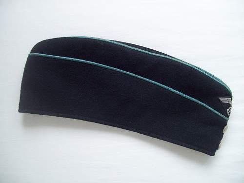"DAF ""Werkschar"" overseas cap"