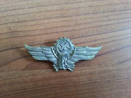 electrical subway conductor hat pin?