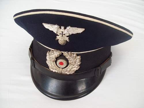 NS - Soldatenbund visor cap