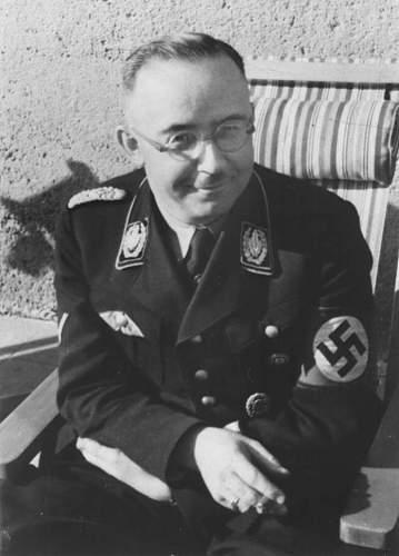 Panzer Schirmmutz - Bachmann 1936