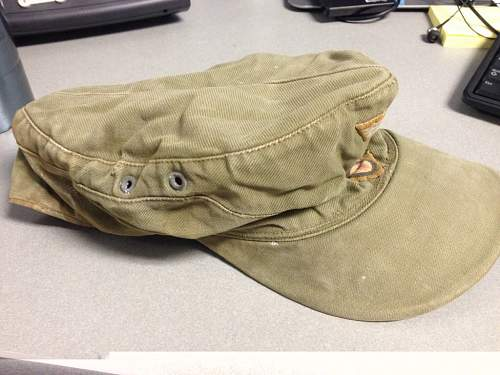 Afrika Corp hat? Help with ID
