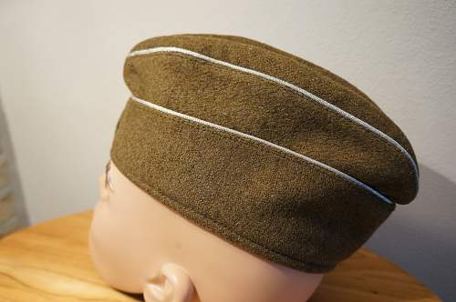 RAD officer cap