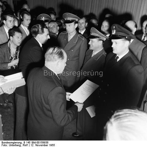 German contractors of headgear for  USEUCOM, USAREUR