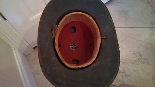 My Heer Tropenhelm pith helmet