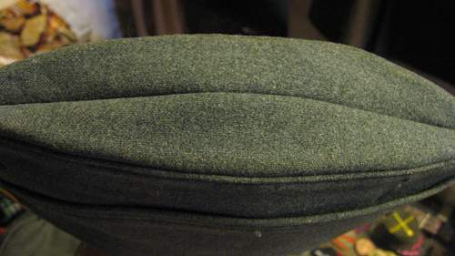 kusteartillerie side cap