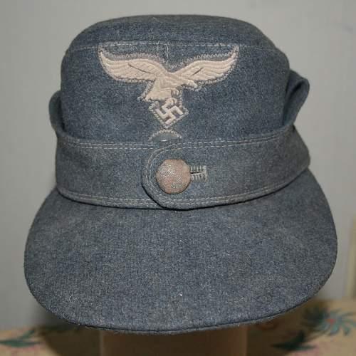 luftwaffe M43 cap