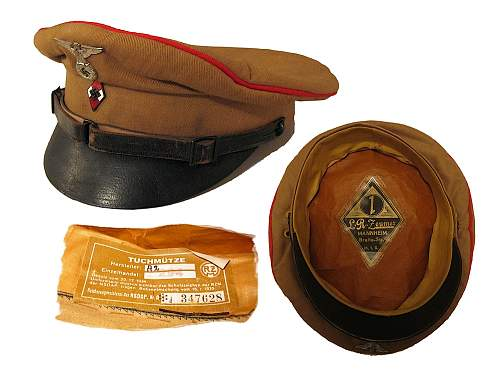 Reichleiter visor