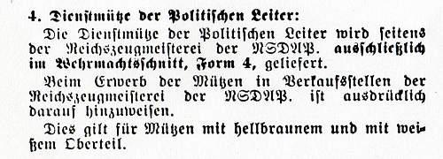 Click image for larger version.  Name:PL-4 dienstmütze img192.jpg Views:61 Size:196.2 KB ID:739345