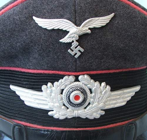 Click image for larger version.  Name:LW Engineers NCO visor cap 006.jpg Views:36 Size:226.7 KB ID:746943