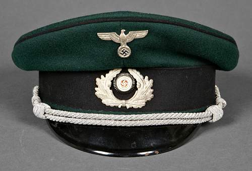 Any Idea Which Organization this Visor is From?