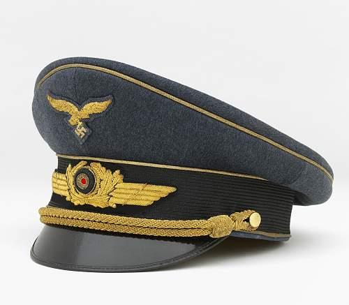 Luftwaffe General Erel privat attributed to Kurt Student