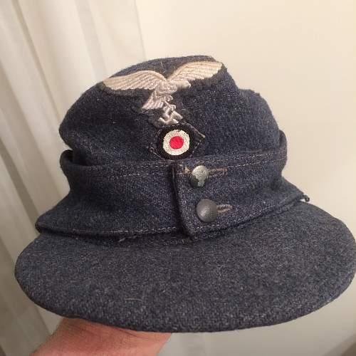 Luftwaffe M43 hat