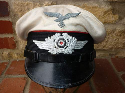 Luftwaffe NCO Summer White schirmmutze - opinions?
