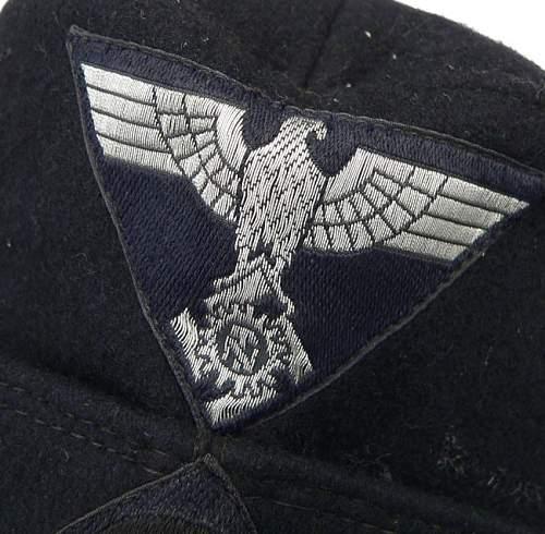 TeNo overseas cap