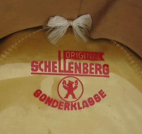 Click image for larger version.  Name:Schellenberg Infantry Officer Visor Cap 012.jpg Views:26 Size:133.7 KB ID:801984