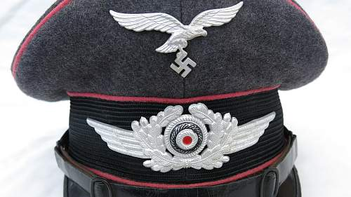 Click image for larger version.  Name:Luftwaffen-Felddivisionen Panzerjäger Schirmmütze 006.jpg Views:76 Size:232.7 KB ID:808882