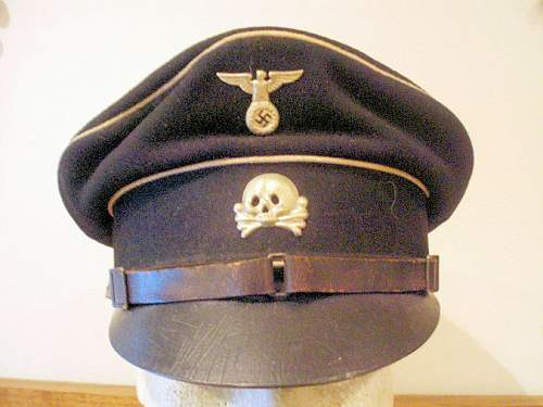 Early SS visor cap