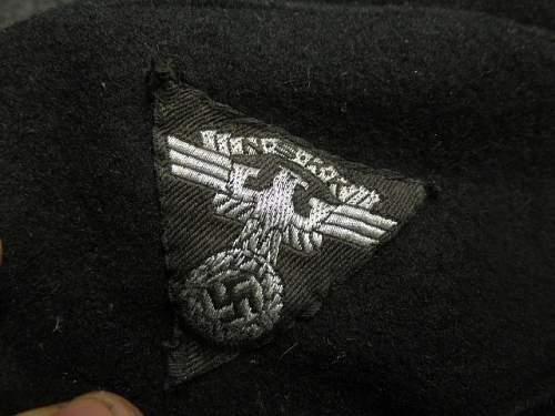 NSKK Overseas Cap. Original?