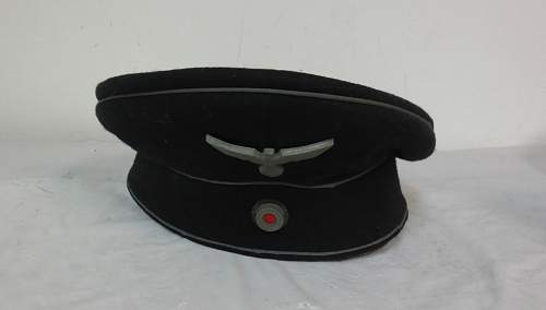 Weird hat
