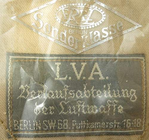 Click image for larger version.  Name:Luftwaffe tropical officer M41 cloth cap 016.jpg Views:44 Size:170.7 KB ID:830020