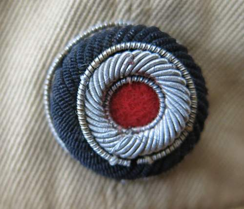 Click image for larger version.  Name:Luftwaffe tropical officer M41 cloth cap 028.jpg Views:46 Size:141.7 KB ID:830030