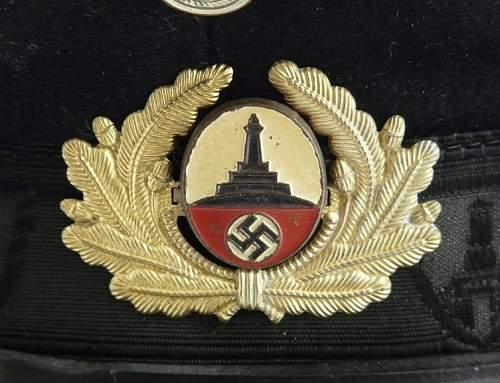 Click image for larger version.  Name:Uniformpet Reichskriegerbund Kyffhauser 1c.jpg Views:25 Size:51.4 KB ID:839215