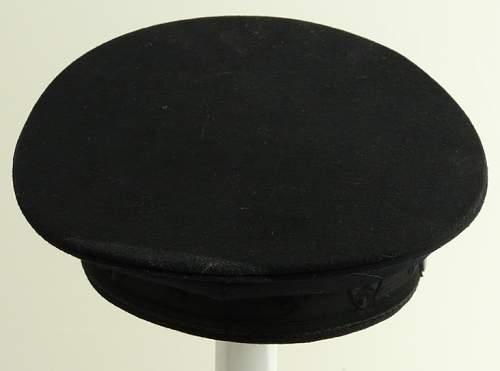 NS-RKB Kyffhauser visor - for review