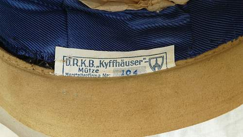 Click image for larger version.  Name:Uniformpet Reichskriegerbund Kyffhauser 1j.jpg Views:16 Size:73.6 KB ID:839222