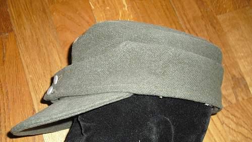 M43 Field Cap---what branch? Info please...